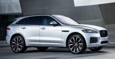 2017 Jaguar F Pace Los 10 SUV de lujo más esperados de 2017