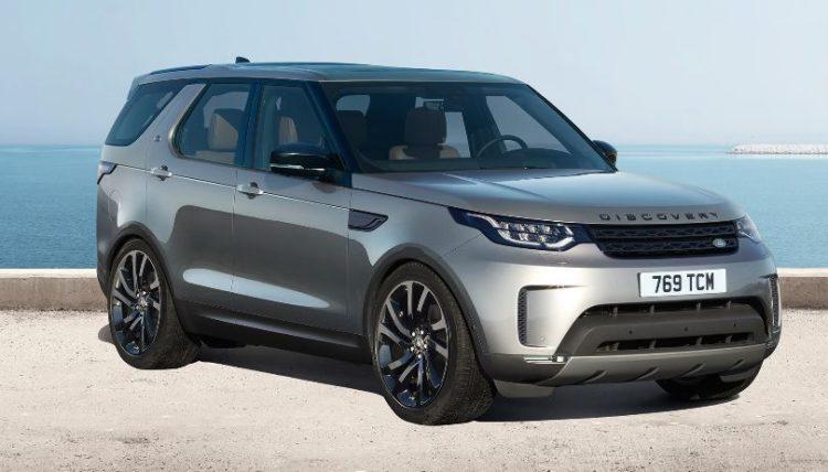 2017 Land Rover Discovery Clasificación de los 10 mejores SUV de lujo de 2017