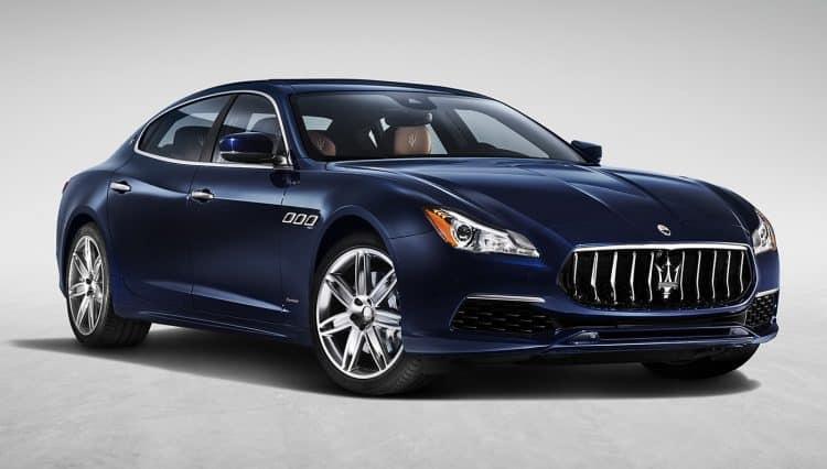 2017 Maserati Quattroporte 1 20 datos curiosos que no sabías sobre Maserati