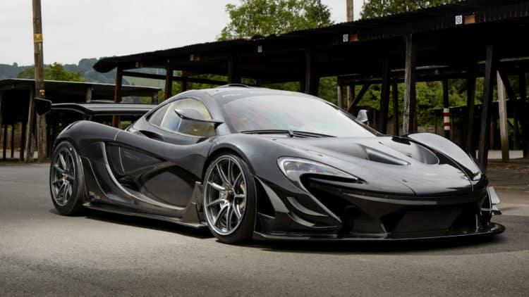 2017 McLaren P1 LM
