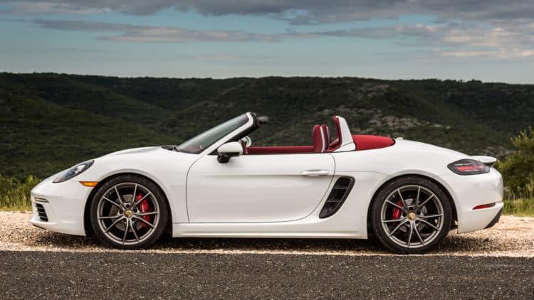 2017 Porsche 718 S