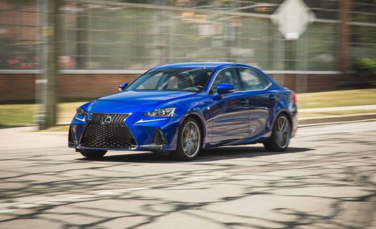 2017 lexus is review car and driver photo 686926 s original History and evolution of the Lexus IS 300