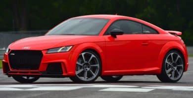 2018 Lo que sabemos sobre el Audi TT 2020 hasta ahora