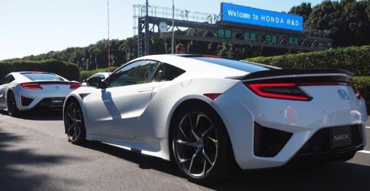 2018 Acura NSX 3 10 cosas que no sabías sobre el Acura NSX 2018