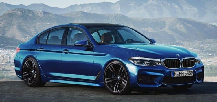 Los 10 mejores autos deportivos del BMW M5 2018 a tener en cuenta en 2018