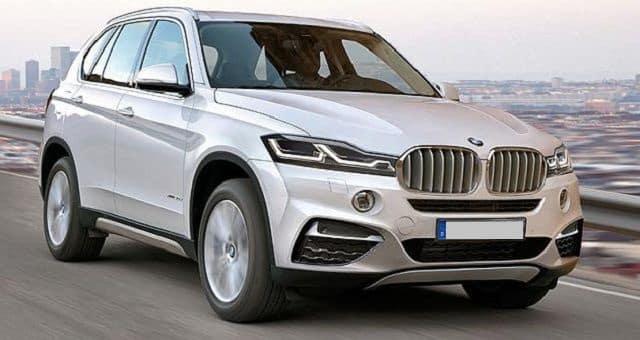 2018 BMW X3 Los diez SUV más importantes de 2018 a tener en cuenta