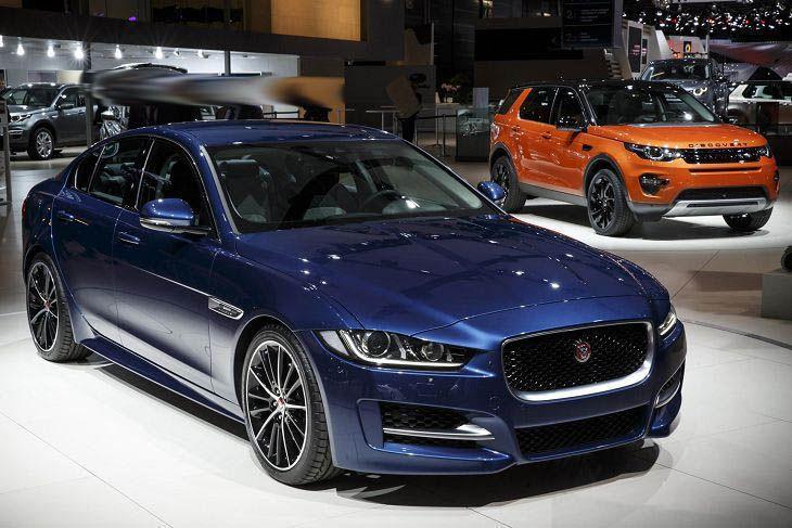 Los 10 mejores autos deportivos Jaguar XE 2018 a tener en cuenta en 2018
