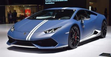 2018 Lamborghini Huracan Los 10 mejores autos deportivos para buscar en 2018