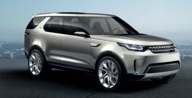 2018 Land Rover Discovery Los 10 mejores SUV de lujo que debe buscar en 2018