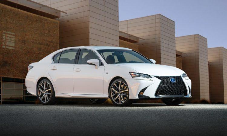 2018 Lexus GS 450h Híbrido