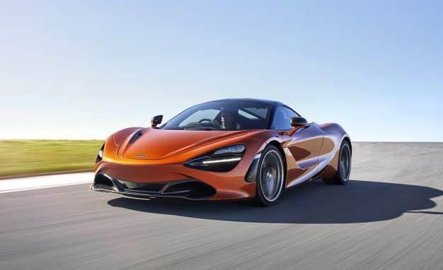 2018 McLaren 720S PLACEMENT 1 10 cosas que no sabías sobre el McLaren 720S