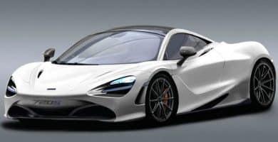 2018 McLaren P14 AKA 720S 20 datos divertidos que no sabías sobre McLaren