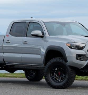2018 Toyota Tacoma Los 10 mejores modelos de Toyota AWD de todos los tiempos