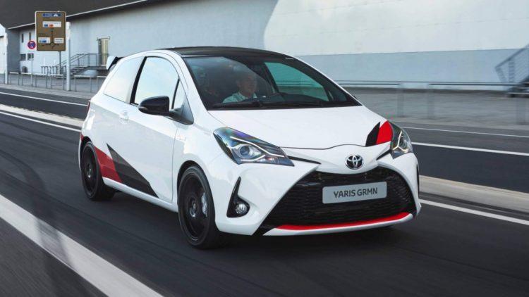 2018 Toyota Yaris GRMN 0 7316 predeterminado grande Los 10 autos más económicos de 2018