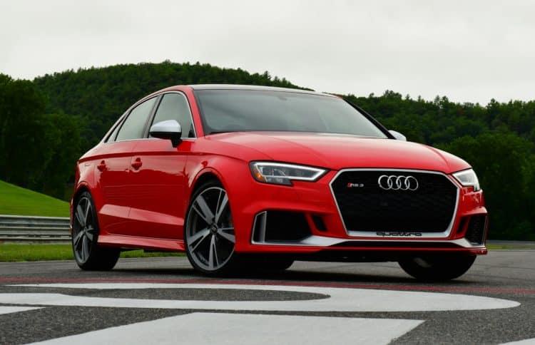 2018 audi rs 3 100616074 h Historia y evolución del Audi RS3