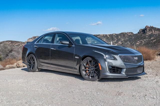 2018 cadillac cts v 100636741 m 10 cosas que no sabías sobre el Cadillac CTS-V 2019