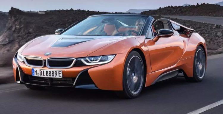 2018 i8 La historia y evolución del BMW i8