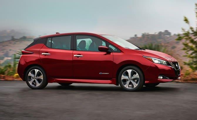 2018 nissan leaf 20 coches eléctricos que no podemos esperar a ver en 2020