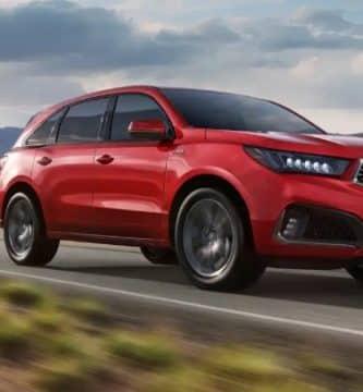 2019 Acura MDX Los 10 mejores modelos de SUV de Acura de todos los tiempos