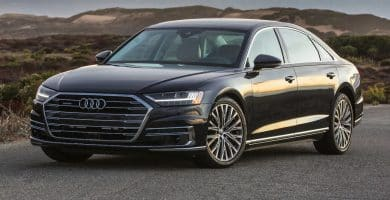 2019 Audi A8 Historia y evolución del Audi A8