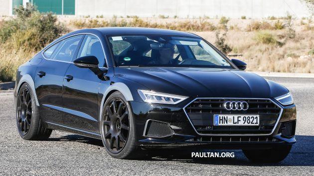 2019 Audi RS7 Historia y evolución del Audi RS7