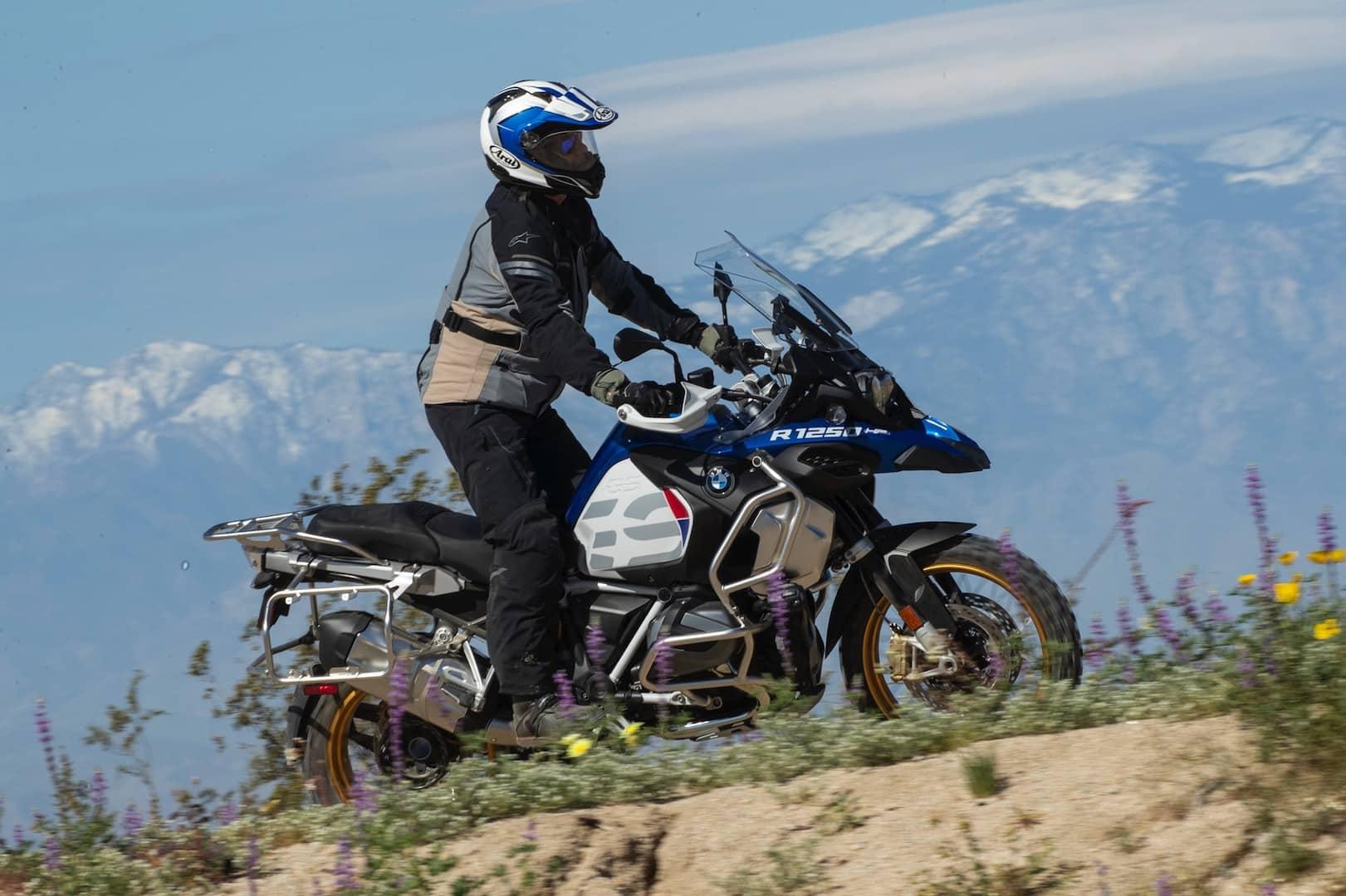 2019 BMW R 1250 GS Adventure review ADV motorcycle 4 Una mirada más cercana a la BMW R 1250 GS 2019