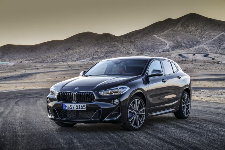 2019 BMW X2 Los 20 modelos de SUV más confiables