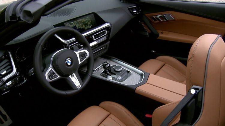 BMW Z4 2019 3 10 cosas que no sabías sobre el BMW Z4 2019
