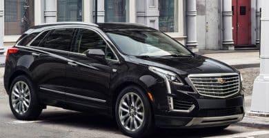 2019 Cadillac XT5 07 Ranking de los 10 mejores SUV Cadillac de todos los tiempos
