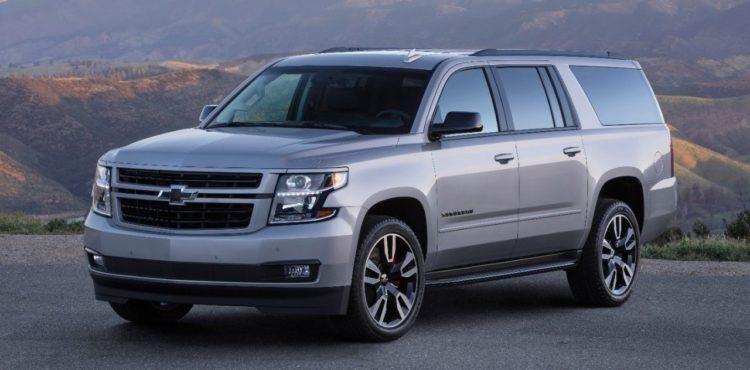Suburbio Chevrolet 2019