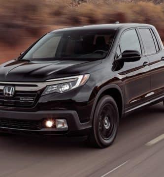 2019 Honda Ridgeline Los 10 mejores autos Honda AWD de todos los tiempos