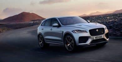 2019 Jaguar F Pace 1 10 cosas que no sabías sobre el Jaguar F-Pace 2019