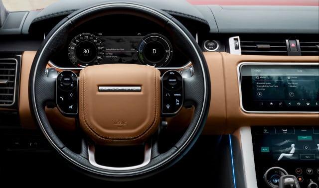 2019 Land Rover Range Rover PHEV 3 Primer vistazo al Land Rover Range Rover PHEV 2019