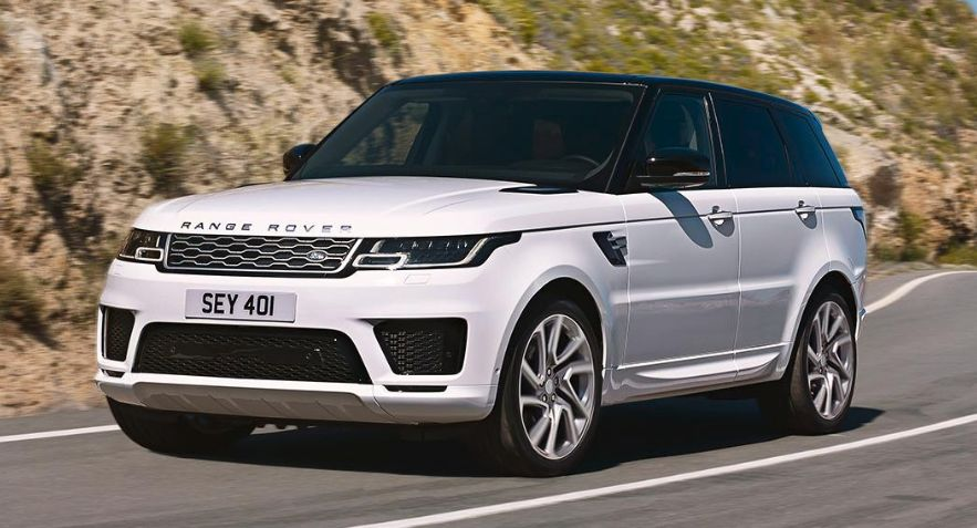 2019 Land Rover Range Rover PHEV Primer vistazo al Land Rover Range Rover PHEV 2019