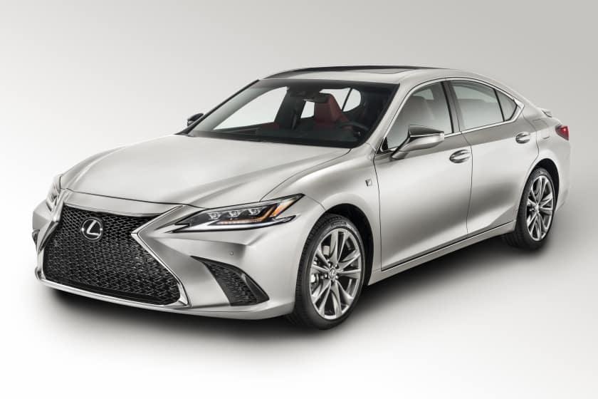 2019 Lexus ES 350 1 10 cosas que no sabías sobre el Lexus ES 350 2019