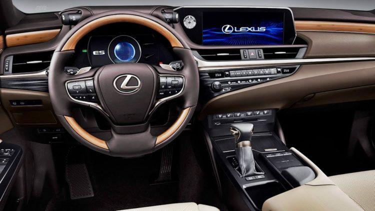 2019 Lexus ES 350 2 10 cosas que no sabías sobre el Lexus ES 350 2019