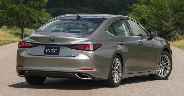 2019 Lexus ES 350 3 10 cosas que no sabías sobre el Lexus ES 350 2019