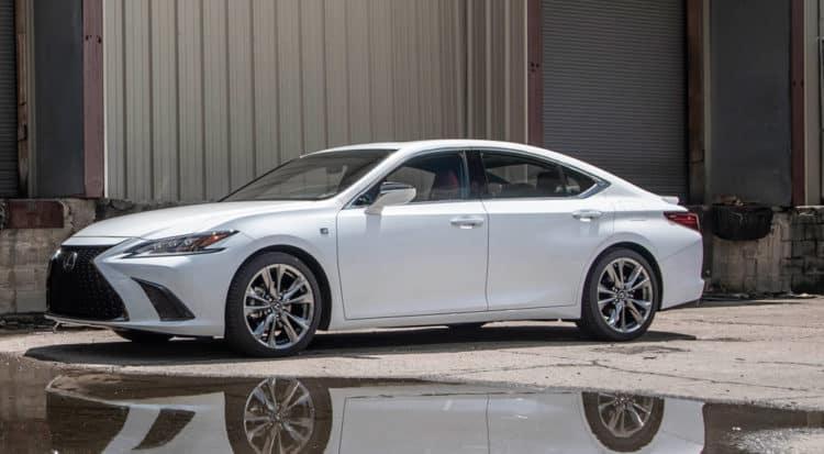 2019 Lexus ES 350 4 10 cosas que no sabías sobre el Lexus ES 350 2019