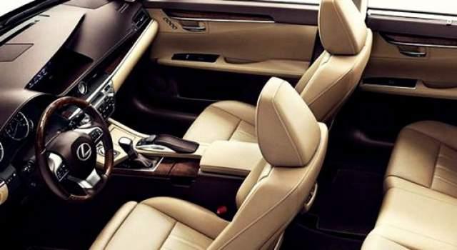 2019 Lexus ES 350 5 10 cosas que no sabías sobre el Lexus ES 350 2019