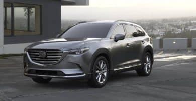 2019 Mazda CX 9 Los 20 mejores SUV medianos de 2019