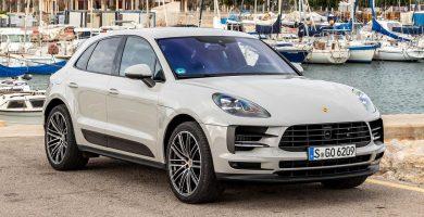 2019 Porsche Macan Los 20 modelos de SUV más confiables