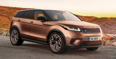 2019 Range Rover Evoque 10 cosas que no sabías sobre el Range Rover Evoque 2019