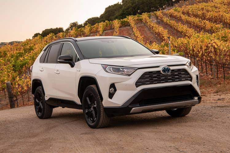 Toyota Rav4 Híbrido 2019