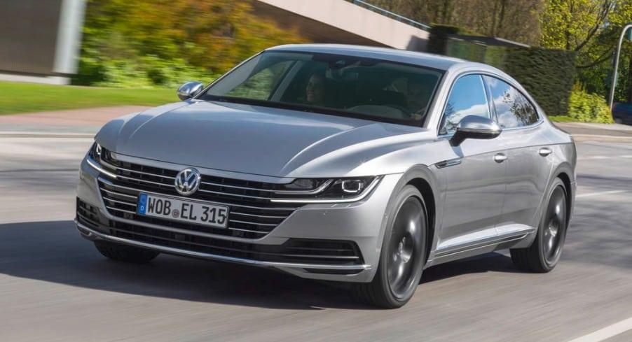 2019 Volkswagen Arteon Una mirada más cercana al Volkswagen Arteon 2019
