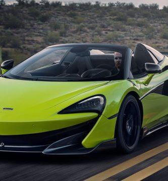 2019 mclaren 600lt spider 102 1550610108 Una mirada más cercana al McLaren 600LT Spider 2020