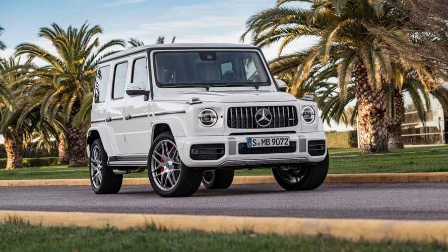 2019 mercedes amg g63 Una mirada más cercana al Mercedes-AMG G63 2019