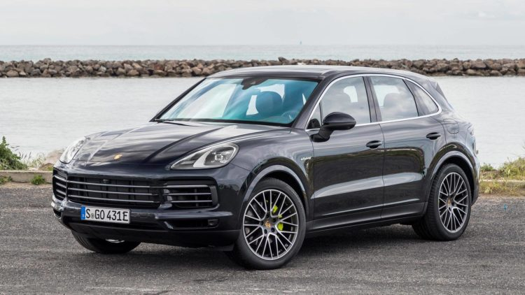 2019 porsche cayenne e hybrid first drive 6 SUV Porsche you can't go wrong with, best midsize suvs
