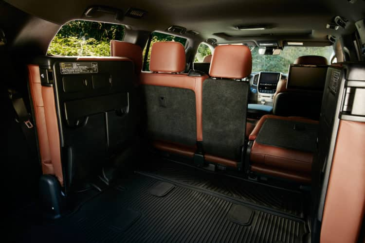 2019 Toyota Land Cruiser 08 194703A2A583C05F32F5E0D9393106F61E34C548 Revisión del Toyota Land Cruiser 2019
