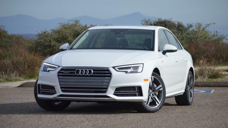 Audi A4 2020: 37 mpg en carretera