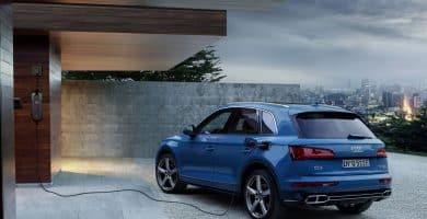 2020 Audi Q5 Hybrid Los 10 SUV híbridos pequeños más eficientes